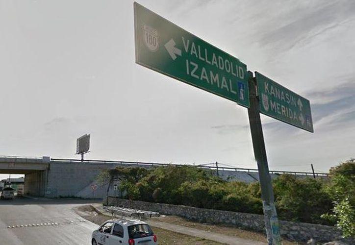 El fallecimiento del velador sucedió en un negocio ubicado cerca de la vía Mérida-Valladolid. (Google maps)
