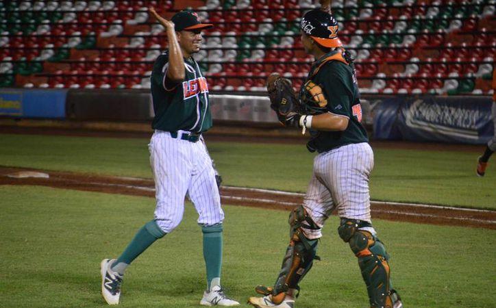 Leones de Yucatán tuvo un buen inicio en la Liga Peninsular. (SIPSE)