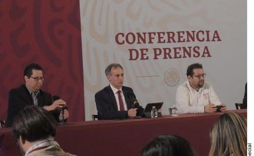 La Secretaría de Salud anunció esta noche que el 46% de los contagiados de Covid-19 está ya recuperado. (Foto: Reforma).