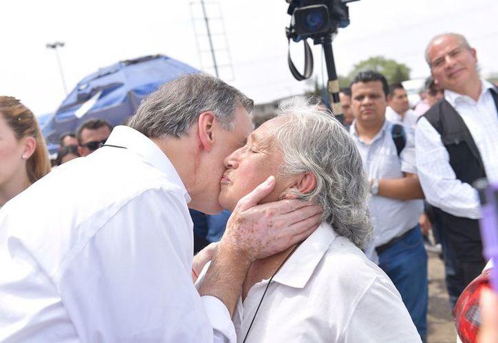 Meade se ha comprometido a que habrá guarderías de calidad en el país. (Foto: Redacción/SIPSE).