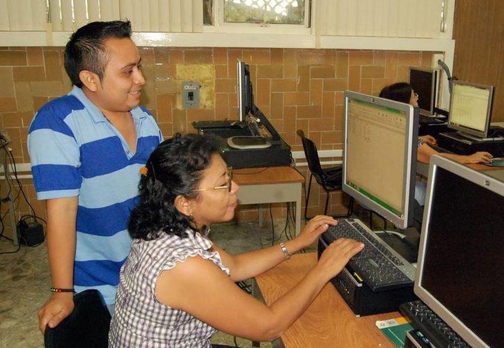 El proyecto del programa es que cada municipio tenga su sitio web. (SIPSE)
