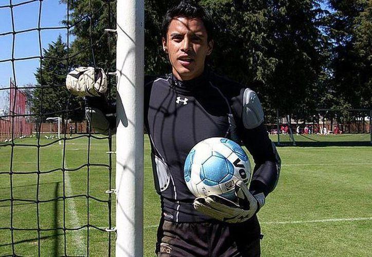 Alfredo Talavera, del Toluca, ha tenido buenas actuaciones en la liga mexicana. (Archivo/SIPSE)