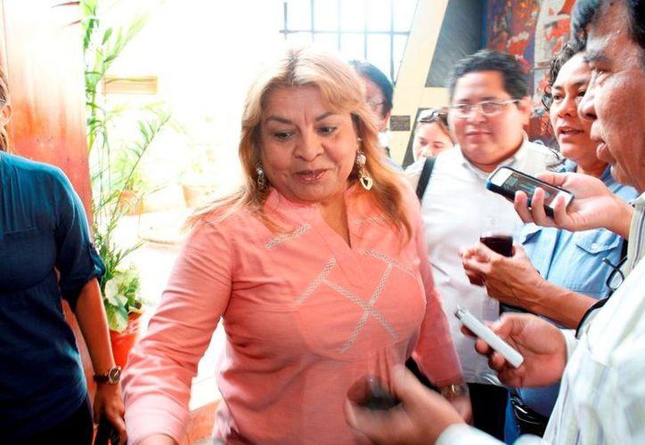 El proceso para sustentar la procedencia del juicio político en contra de Edith Mendoza Pino se ha ido alargando semana tras semana. (Ernesto Neveu/SIPSE)
