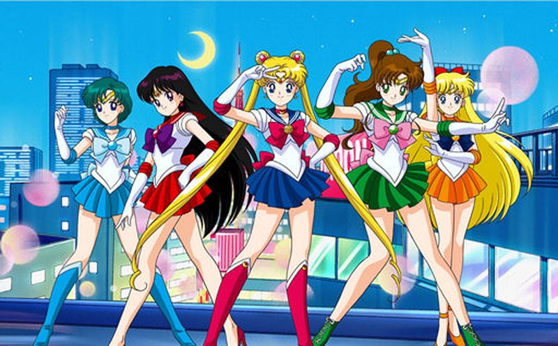 ¡Sailor Moon regresa a la pantalla chica!