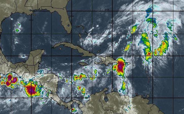 Los vientos serán de 11 kilómetros por hora en Chetumal. (Intellicast)