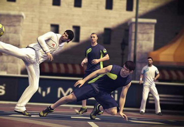 Regresa FIFA Street dentro de FIFA 18. (Foto:90MIN)