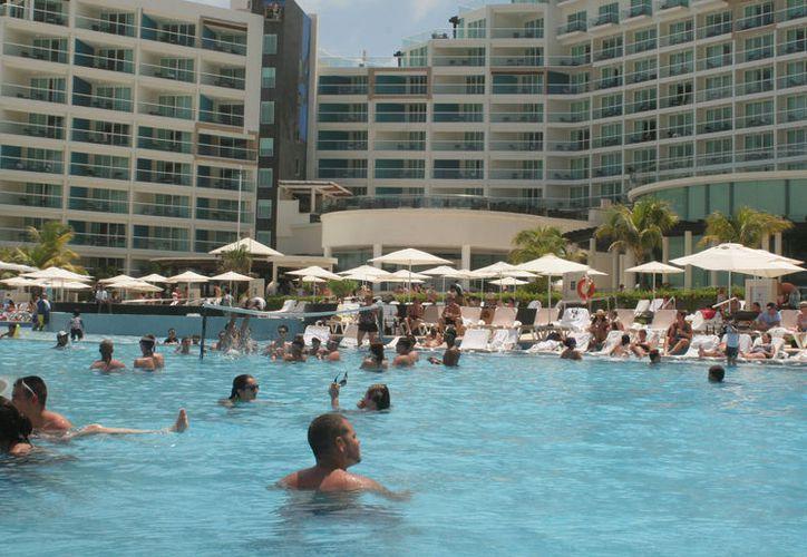 El Airbnb no afecta a la ocupación hotelera por el momento en este destino. (Israel Leal/SIPSE)