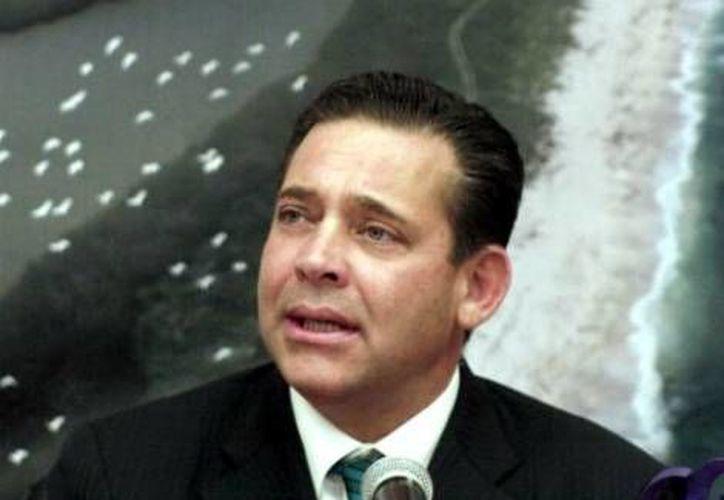 Yarrington y Eugenio Hernández (foto) estaban en la mira por narcotráfico y enriquecimiento ilícito. (milenio.com)