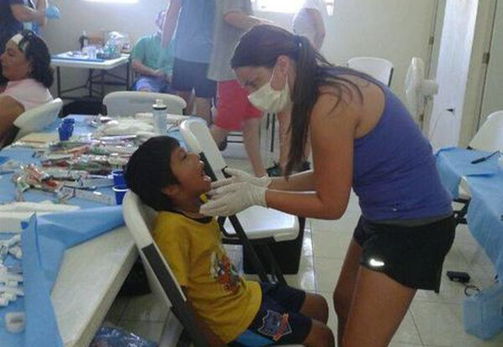 La jornada de salud será llevada por el DIF Isla Mujeres a la comunidad de Rancho Viejo los días 27 y 28 de mayo. (Redacción/SIPSE)