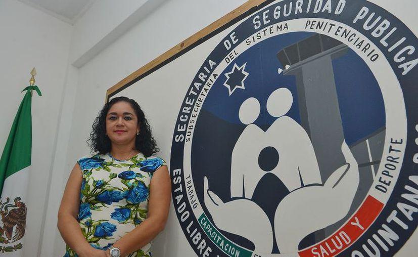La maestra en derecho desarrolló su carrera en Morelos. (Gustavo Villegas/SIPSE)