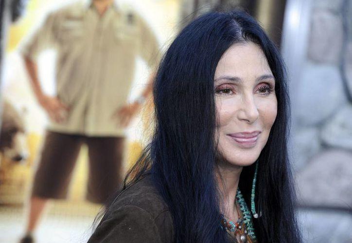 """Cher pidió a sus seguidores que hagan """"retuit"""" para dar a conocer la situación del oso. (Archivo/EFE)"""