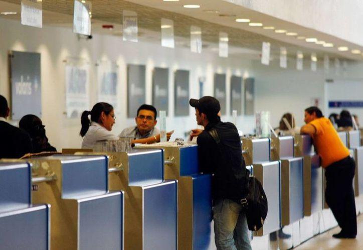La aerolínea Volaris canceló la ruta Mérida-Tijuana, por falta de demanda. Sin embargo, las autoridades del aeropuerto de Mérida aún no tiene el aviso oficial de la aerolínea. (Milenio Novedades)
