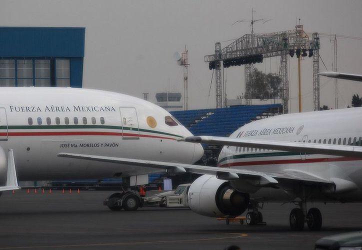 Mencionan que López Obrador estaría dispuesto a vender todas las aeronaves ejecutivas. (vanguardia.com)