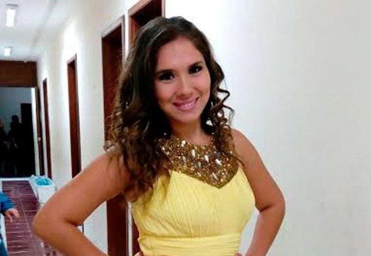 La cantante Karla Valdez se presenta esta noche, en concierto, en el foro Kaay Tan de la Casa de Cultura del Mayab. (Milenio Novedades)