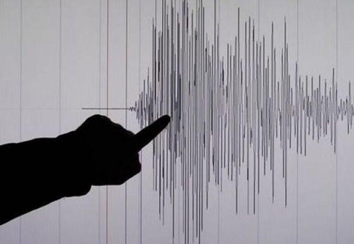 El Servicio Geológico de Estados Unidos dijo que el epicentro se ubicó a unos 110 kilómetros al suroeste de Santiago. (Archivo/AP)
