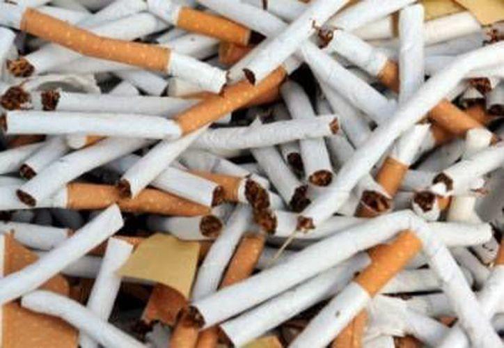 De los 57 millones de cigarros confiscados durante esta administración a nivel nacional, 55 millones fueron asegurados en Q. Roo.  (Foto de contexto/Internet)