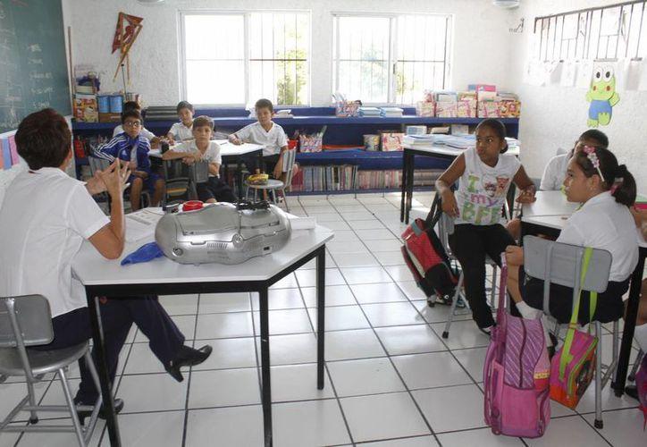 El propósito es mejorar el servicio que ofrecen las instituciones educativas particulares. (Sergio Orozco/SIPSE)