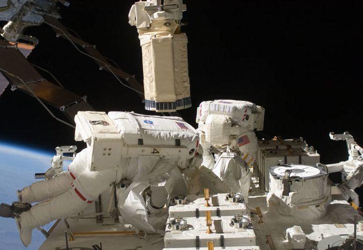 La NASA informó que mantendrá bajo monitoreo la nueva bomba de amoniaco en previsión de posibles fugas del químico. (Agencias)