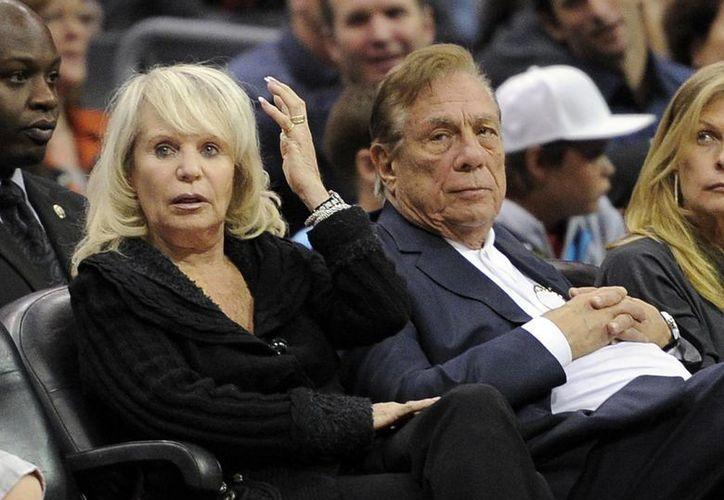 Shelly Sterling ha tenido conversaciones con los abogados de la NBA desde hace un par de semanas. (AP)