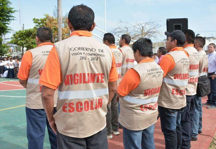 Se dieron a conocer ayer en la escuela 'Benito Juárez García'. (Jesús Caamal/SIPSE)
