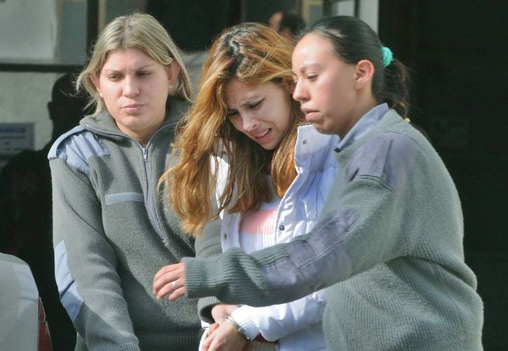 Angie Sanclemente Valencia intentó traficar cocaína a España a finales de 2009. (EFE)