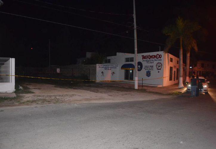 La Policía detuvo a dos presuntos responsables del crimen de un joven empresario, cuyo cuerpo fue arrojado en un terreno baldío en la colonia Roma. (SIPSE)