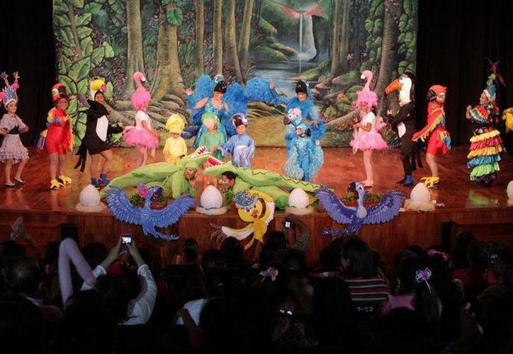 Por segundo año consecutivo se llevarán a cabo estos festivales para la diversión de los pequeños. (Redacción/SIPSE)