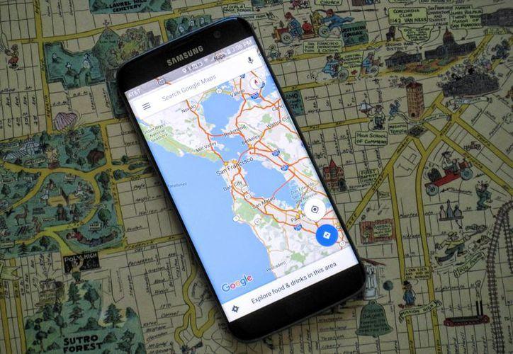 El joven buscaba la casa de la abuela en Google Maps, cuando encontró la imagen. (Foto: Contexto)