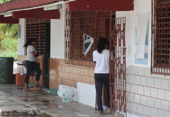 Conafe ejerce recursos cercanos de 40 millones de pesos. (Jesús Caamal/ SIPSE)