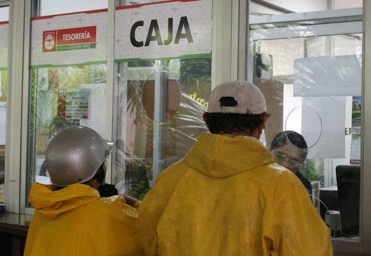Los descuentos es en beneficio de la economía de los cozumeleños. (Cortesía/SIPSE)