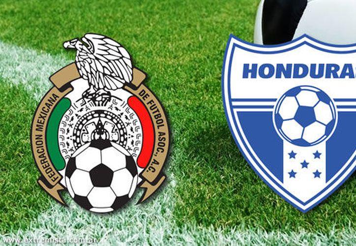 El partido de eliminatoria hacia Rusia 2018 entre México y Honduras se realizará el 10 de octubre. (Foto: Contexto)