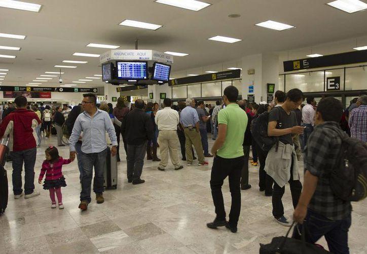 No es la primera vez que se detecta entrada de cocaina al país en el Aeropuerto Internacional de la Ciudad de México. (Archivo/Notimex)