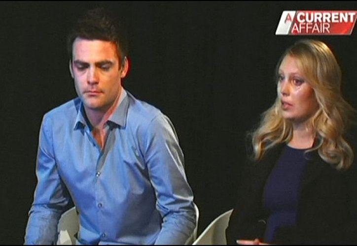 Los radiolocutores  australianos Michael Christian y Mel Greig se hicieron pasar por la reina Isabel II y el príncipe Carlos. (Agencias/Channel Nine)