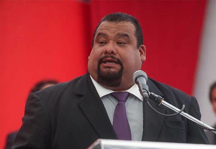 El exlíder del PRI en el DF, Cuauhtémoc Gutiérrez de la Torre, dijo que son falsas las acusaciones en su contra. (info7.mx)