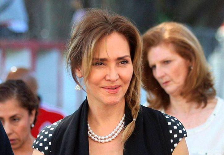 Angélica Fuentes demandó en Estados Unidos a su todavía esposo Jorge Vergara. (excelsior.com.mx)