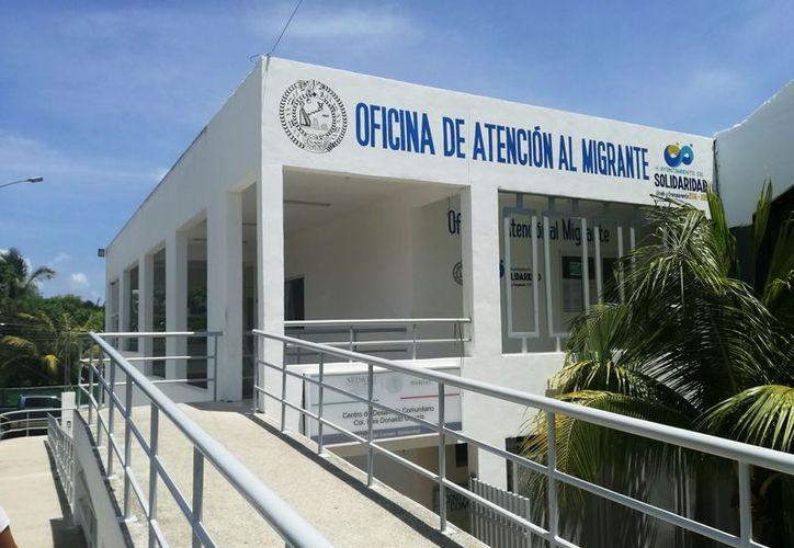 Las instalaciones se ubican en el Centro Comunitario de la colonia Luis Donaldo Colosio Murrieta. (Octavio Martínez/SIPSE)