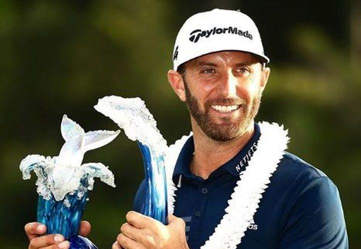 El actual número uno del mundo vendrá a la capital para defender su título en el World Golf Championship. (Instagram)