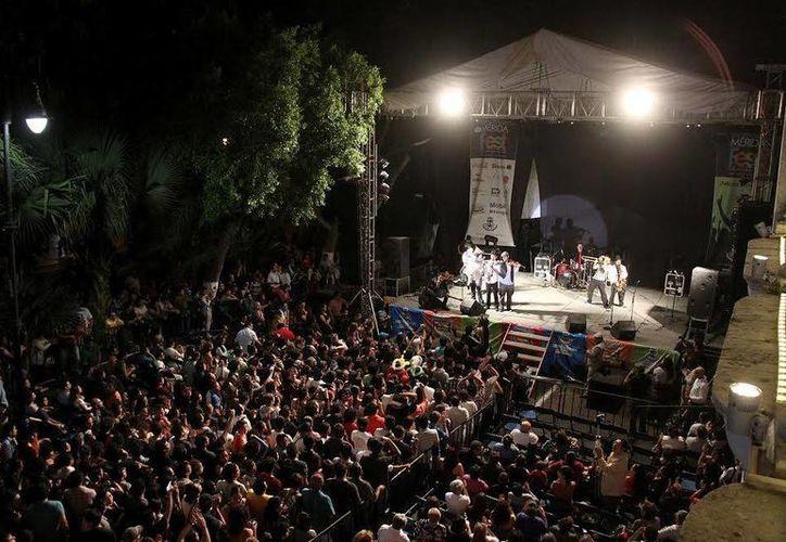 El Mérida Fest contó con artistas nacionales e internacionales. (Milenio Novedades)
