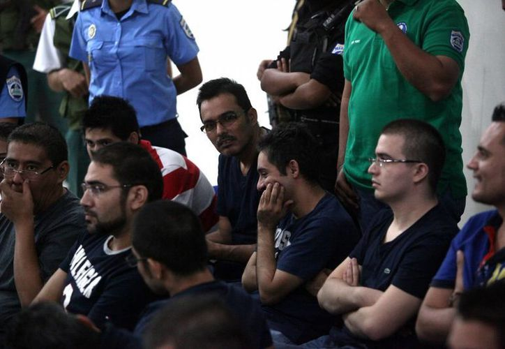 A los 18 mexicanos que se hicieron pasar por periodistas de Televisa se les incautó en Nicaragua 9.2 mdd. (EFE/Archivo)