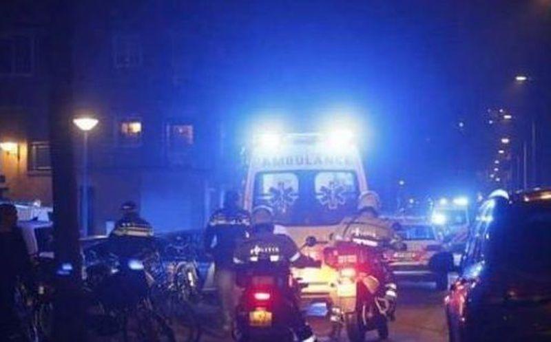 Al menos un muerto y dos heridos tras tiroteo en Ámsterdam