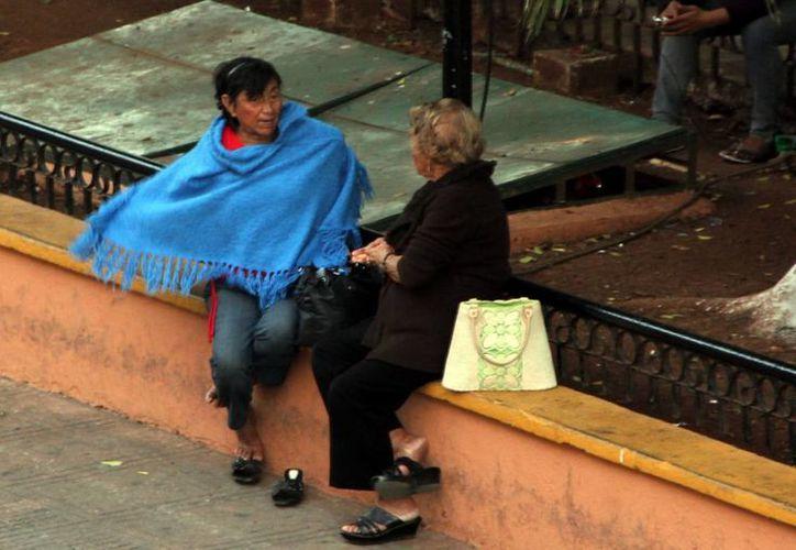 A partir de hoy las temperaturas en Yucatán empezarán a recuperarse paulatinamente. (SIPSE)