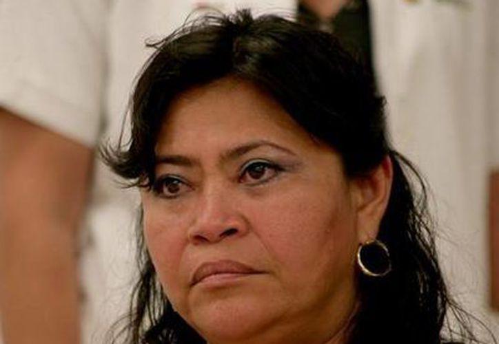 Mildred Ávila Vera, delegada municipal del Instituto Quintanarroense de la Mujer. (Redacción/SIPSE)