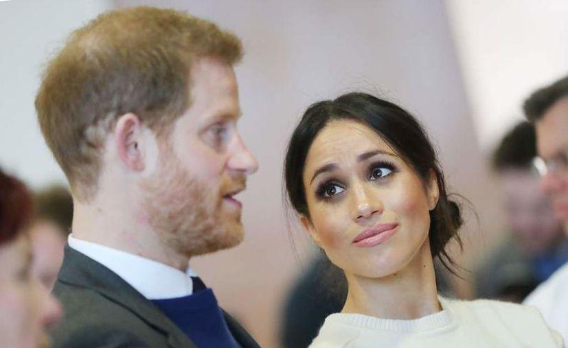 La duquesa está obliga a cumplir con el estricto protocolo de la realeza británica. (Internet)