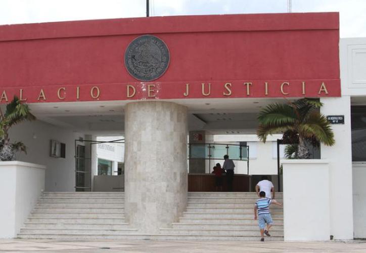Los Magistrados solicitan su reelección en el Tribunal Superior de Justicia. (Joel Zamora/SIPSE)