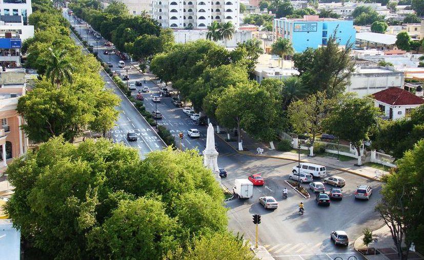 Gran parte del turismo nacional opta por lugares de la república para descansar. (Foto: archivo/SIPSE)