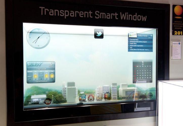 Las ventanas inteligentes permitan el ahorro de energía en casas, edificios, oficinas, comercios y fábricas. (www.geek.com)