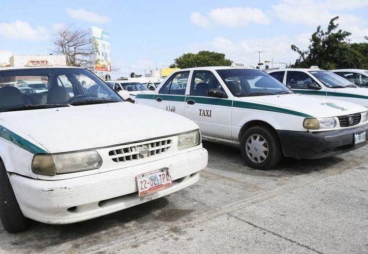 El pasado 4 de mayo, fue detenido un sujeto involucrado en un asalto a bordo de un taxi. (Redacción/SIPSE).