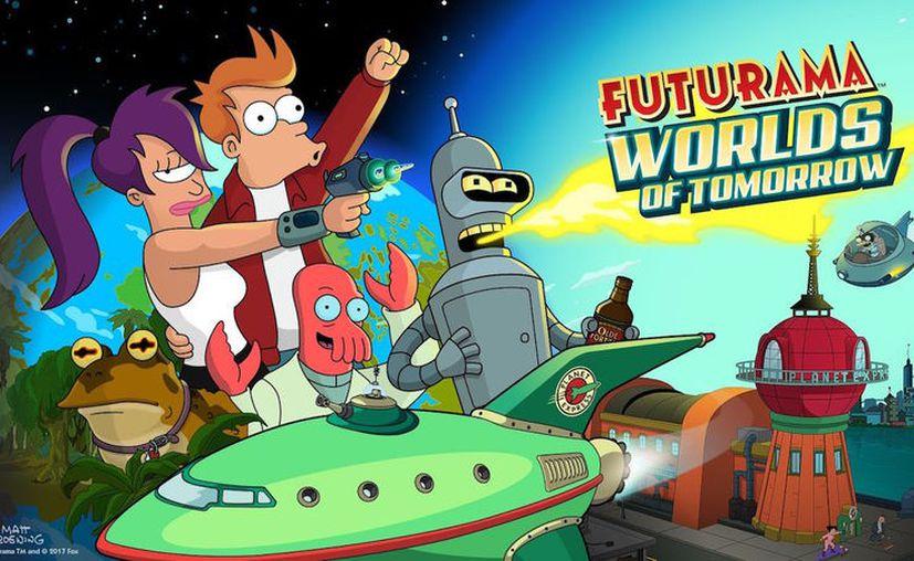 Lo mejor de toda esta historia es que el juego es gratis. (Matt Groening).