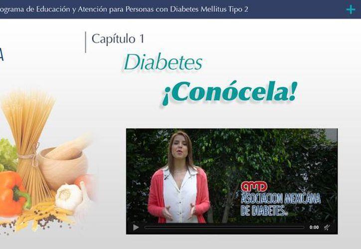 'Diabetes Contigo' está disponible para Android y la plataforma iOS. (Google Play)