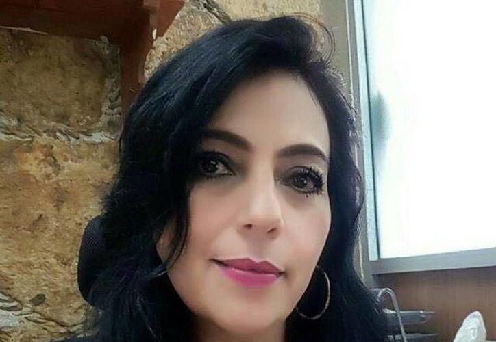 Sandra Hoyos Vargas, jefa de la Oficina de Bienestar Social  y Atención al Pensionado de la Delegación Yucatán.(Milenio Novedades)